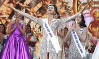 Clip khoảnh khắc đăng quang của Tân Hoa hậu Hoàn vũ Việt Nam