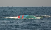 Tàu hàng đâm chìm tàu cá, 15 ngư dân rơi xuống biển trong đêm