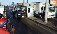 Tài xế phản đối, trạm thu phí Sông Phan đề xuất giảm giá vé