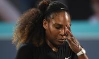 Serena Williams quyết định không tham gia giải Úc Mở rộng 2018