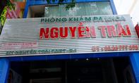 Một phòng khám ở Sài Gòn bị phạt 141 triệu đồng