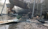 Nổ lớn ở công ty giầy da, 5 nữ công nhân bị thương nặng