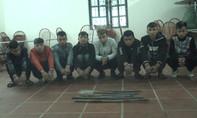 Khởi tố 10 thanh thiếu niên chặn xe 'xin đểu' còn phát trực tiếp thách thức công an