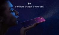 OPPO chính thức ra mắt Smartphone F9 phiên bản Tím Tinh Tú