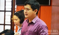 Ông Lê Phước Hoài Bảo có đơn xin nghỉ việc để đi học