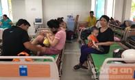 Quảng Ngãi: Hơn 1.300 trẻ em mắc bệnh tay chân miệng
