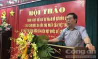 """""""Việt Nam luôn cam kết thực thi Công ước Liên hợp quốc về chống tra tấn"""""""