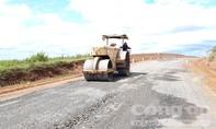 Đã sửa chữa xong đường gần 100 tỷ hư hỏng nặng
