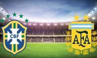 Brazil – Argentina: Đại chiến khu vực Nam Mỹ