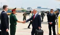 """Bộ trưởng quốc phòng Mỹ: """"Tôi vẫn đang tiếp tục công việc của mình"""""""