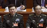 Hai tướng cấp cao quân đội Trung Quốc bị tước quân hàm