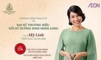 Hình ca sĩ Mỹ Linh 'bị gỡ' trên trang gốm sứ Minh Long