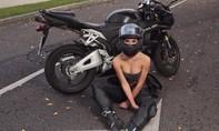 Nữ biker quyến rũ nhất nước Nga chết vì tai nạn giao thông