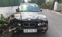 Vượt gần 300 cây số trộm xe BMW mang về quê bán