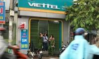 Cửa hàng uỷ quyền của Viettel bị trộm rinh két sắt  hơn 1 tỷ đồng