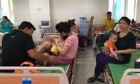 Một bệnh nhi tử vong vì bệnh tay chân miệng