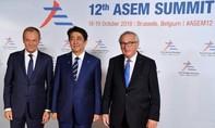 Hội nghị ASEM: Diễn đàn chống chủ nghĩa bảo hộ