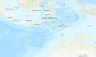 Tiếp tục xảy ra động đất kép ở phía nam Indonesia