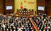 Khai mạc Kỳ họp thứ 6 Quốc hội khóa XIV: Quyết định nhiều việc trọng đại của quốc gia