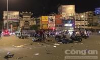 Nữ tài xế gây tai nạn kinh hoàng ở Sài Gòn, gần chục người thương vong