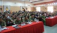 Hội thao CAND năm 2018 được tổ chức tại Thừa Thiên - Huế
