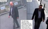 Nhân viên Ả Rập Saudi đóng giả nhà báo Khashoggi rời lãnh sự quán