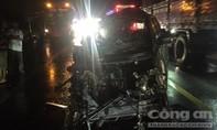 Tai nạn liên hoàn giữa 3 ô tô, một người tử vong