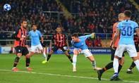 Bộ đôi Silva tỏa sáng, Man City hủy diệt Shakhtar Donetsk