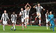 Thắng tối thiểu Man Utd, Juventus vững ngôi đầu