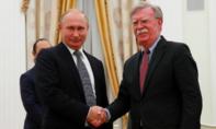 Cố vấn John Bolton: Mỹ nhất quyết rút khỏi hiệp ước hạt nhân
