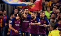 Vắng Messi, Barca vẫn giành trọn 3 điểm ở Champions League