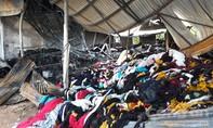 Ba vụ cháy liên tiếp trong đêm ở Nghệ An, thiệt hại cả chục tỉ đồng
