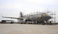 Nông dân trồng tỏi chế tạo máy bay... Airbus A320