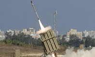 Lá chắn Vòm Sắt của Israel chặn được cuộc tấn công bằng rocket