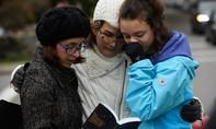 Loạt ảnh về vụ xả súng kinh hoàng tại giáo đường Do Thái ở Mỹ
