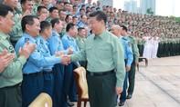 """Ông Tập thăm chiến khu Nam bộ, """"gửi thông điệp"""" đến Đài Loan"""