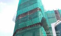 Rơi từ tầng 17 dự án Terra Royal, nam công nhân tử vong