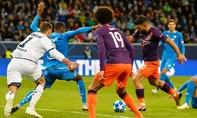 Man City có trận thắng đầu tiên ở Champions League