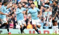 Đánh bại Tottenham, Man City trở lại ngôi đầu