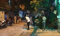 Tài xế taxi bị bắn, chèn xe qua người sau va chạm giao thông