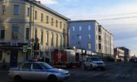 Nổ trước trụ sở Cơ quan An ninh Nga, 4 người thương vong
