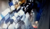 Nữ nhân viên khoa cấp cứu bệnh viện bị người đàn ông đấm vào mặt