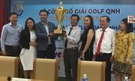 Giải golf gây quỹ hỗ trợ doanh nhân sáng tạo Quảng Nam