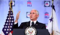 Phó tổng thống Mỹ: Chúng tôi sẽ không để bị đe doạ ở Biển Đông