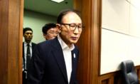 Cựu tổng thống Hàn Quốc Lee Myung-bak lãnh 15 năm tù