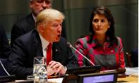 Đại sứ Mỹ tại LHQ bất ngờ từ chức