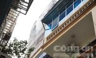 Cháy nhà 6 tầng ở Hà Nội