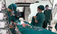 Mổ tim cứu bé trai 16 ngày tuổi