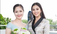 Hoa hậu Tiểu Vy lên đường tham dự Miss World 2018