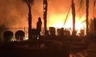 Nhiều biệt thự của sao Hollywood bị thiêu rụi vì cháy rừng ở California